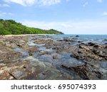 krabi   thailand   march 11...   Shutterstock . vector #695074393