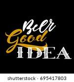 conceptual handwritten phrase...   Shutterstock .eps vector #695417803