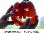 Heluin Concept. A Small Pumpki...