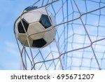 goal   soccer or football ball...