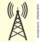 tower | Shutterstock .eps vector #696061843