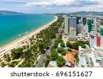 nhatrang  vietnam   july 30 ...   Shutterstock . vector #696151627