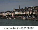 landscape sea | Shutterstock . vector #696188233