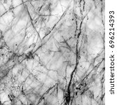 white marble texture background ... | Shutterstock . vector #696214393