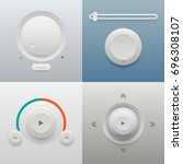 vector sets of audio control...
