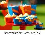 Candy Bar On Boy's Birthday...