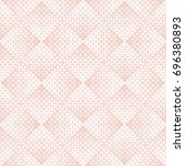 vector beige triangle pattern.... | Shutterstock .eps vector #696380893