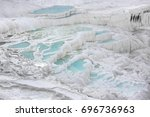 Natural Travertine Pools And...