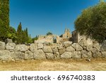 Small photo of Nekromantio Situated close to ancient Ephyra, is the most important and most ancient Oracle of the Dead Nekyomanteionof Acheron Greece