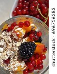 Overnight Oats With Fresh Frui...