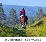 horse | Shutterstock . vector #696791983