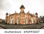 mausoleum of bibipari in... | Shutterstock . vector #696993607