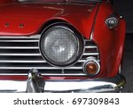serdang  malaysia   july 26 ... | Shutterstock . vector #697309843