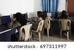 mumbai  maharashtra  india  7...   Shutterstock . vector #697311997