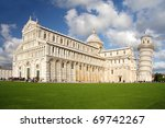 Famous Leaning Tower Of Pisa I...