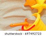 Bright Plastic Children's Toys...