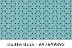 geometric shape pattern | Shutterstock . vector #697649893