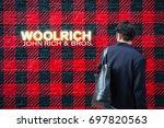 tokyo  japan   november 12 ...   Shutterstock . vector #697820563