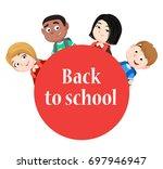 Children School Kids Back To...