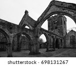Ruins Of A Medieval Church In...