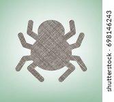Spider Sign Illustration....