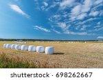 scenery of the wide sweep of...   Shutterstock . vector #698262667