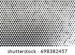 dark black vector geometric...   Shutterstock .eps vector #698382457