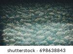 cristal texture.   Shutterstock . vector #698638843