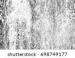 metal texture with scratches... | Shutterstock . vector #698749177