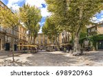 aix en provence  france   aug... | Shutterstock . vector #698920963
