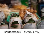 rice food traditional at... | Shutterstock . vector #699031747