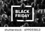 stock vector illustration sale  ... | Shutterstock .eps vector #699055813