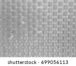 halftone dots texture... | Shutterstock .eps vector #699056113