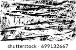 background black and white ... | Shutterstock .eps vector #699132667