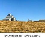 A Series Of Farm Buildings Top...