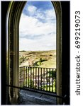 Small photo of View from Alcazar, Segovia