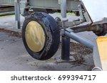 robotic technique of the...   Shutterstock . vector #699394717