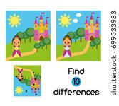 find the differences...   Shutterstock .eps vector #699533983