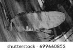 black and white abstract... | Shutterstock . vector #699660853