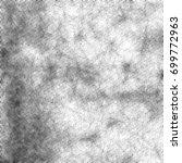 grunge halftone black and white.... | Shutterstock . vector #699772963