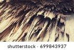 broken wood lumber with sharp... | Shutterstock . vector #699843937