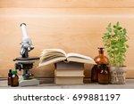 medical education concept  ...   Shutterstock . vector #699881197