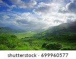 the beautiful landscape of moll'... | Shutterstock . vector #699960577