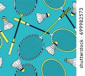 Seamless Pattern With Sports...