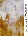 metal rust background metal... | Shutterstock . vector #700082293