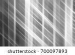 abstract grey background with... | Shutterstock . vector #700097893