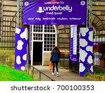 underbelly  edinburgh fringe...   Shutterstock . vector #700100353
