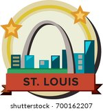 Icon Badge For St. Louis...