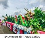 chiang mai  thailand   09 08... | Shutterstock . vector #700162507