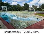 guatemala  city   august 15 ... | Shutterstock . vector #700177393